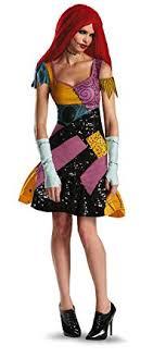 disguise tim burtons the nightmare before sally glam costume yellow black