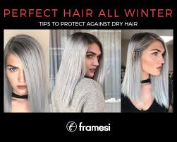 6 tips for perfect hair all winter protect against dry hair