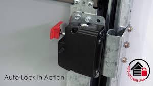 Automatic Garage Door Lock Techpaintball 6 Foot Garage Door