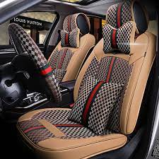 louis vuitton car seat covers for