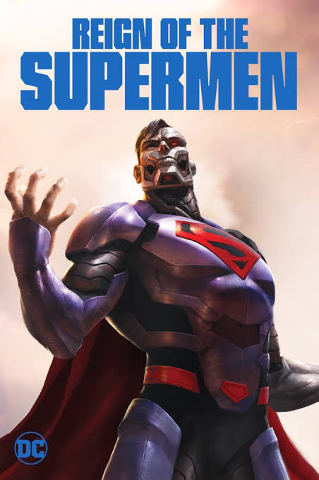 Reign of the Supermen (2019) English 720p | WEB-HDRip x264 700MB