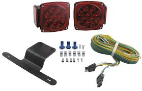 similiar led trailer lights wiring keywords led trailer light kit 25 wiring harness optronics trailer lights
