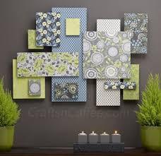 diy foam wall art