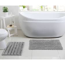 bathroom target bath rugs mats: better homes and gardens chenille noodle piece bath rug set