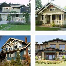 arts and crafts exterior paint colors. exterior paint color ideas craftsman arts and crafts colors