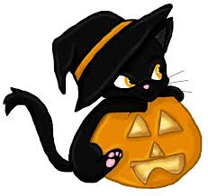 halloween black cat cute. Beautiful Halloween 28 Collection Of Cute Halloween Cats Clipart  High Quality Free  On Black Cat