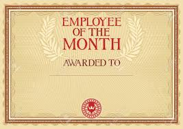 Most Likely To Award Template Manager Of The Month Certificate Template Cumed Org