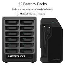 Make Charging Station Portable Battery Dock Chaging Station 12 Chargetech