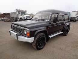 Nissan Safari Patrol Suv Diesel Only Miles Diesel