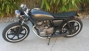 1980 yamaha xs250 cafe racer similar