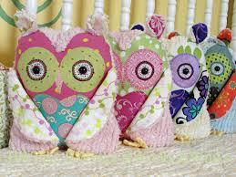 Owl Bedroom Decorating