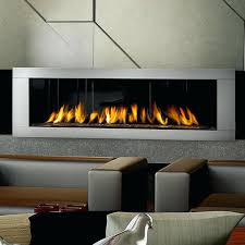 electronic ignition control valve gas fireplace logs