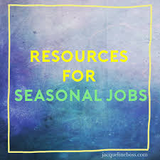 Best Seasonal Jobs Work In Beautiful Locations Close To Nature Resources For Seasonal