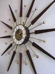 starburst wall clock this looks