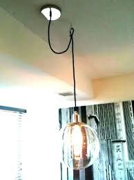 plug in swag pendant light pendant light plug in swag lamps plug in swag pendant light
