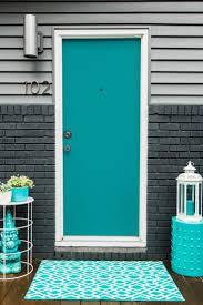 Coral Front Door 86 Best Color Inspiration Images On Pinterest