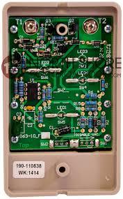 allstar 110838 mvp garage door opener deluxe wall console