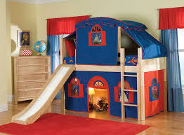Great Spiderman Bunk Bed