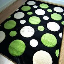 lime rugs bubbles in black green the rug neon area black and green area rugs