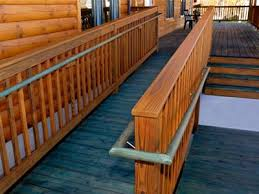 handicap accessible ramp plans. wheelchair ramps can be made of many materials, including wood. while wood is relatively handicap accessible ramp plans