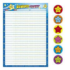 Jumbo Reward Charts And Stickers Bundle