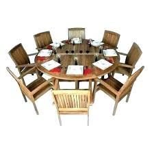 outdoor dining sets for 4 8 person set seat patio round table square seater rattan homebase