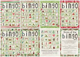 christmas bingo printables happy holidays christmas bingo printable 19