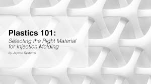Abs Plastic Color Chart Plastics 101 Selecting The Right Material For Injection Molding