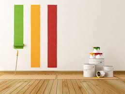 interior wall paintwall paint interior 3D colors wooden floor  Wallpapers