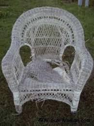 wicker furniture repair