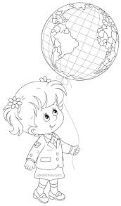 Back To School Coloring Pages Bonhomme Et Personnage