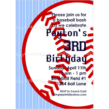 baseball printable invitation dimple prints shop baseball printable invitation 10 personalized digital printable invitation