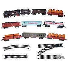 ROZETKA | Игровой набор <b>Big Motors Железная дорога</b> с 9 ...