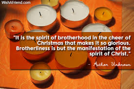 Christmas Spirit Quotes Beauteous It Is The Spirit Of Christmas Quote For Family