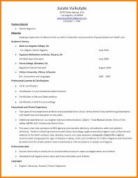 Dental Hygiene Resume Sample 60 dental hygiene resume samples gcsemaths revision 18