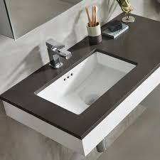 undermount rectangular bathroom sink. Exellent Rectangular Rectangular Bathroom Sinks Awesome 19 Essence Ceramic Undermount Sink  Intended For 3 With P
