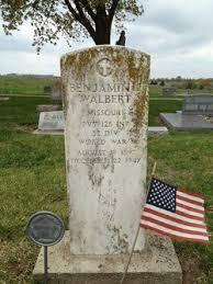 Pvt Benjamin Joseph Walbert (1892-1947) - Find A Grave Memorial