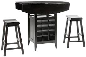 Contemporary Pub Table Set Amh8504a Dining Tables Furniture By Safavieh