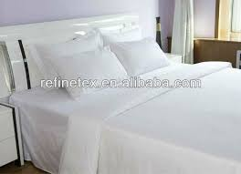 high quality for used hotel bed sheets 200 thread count 100 cotton damask stripe duvet cover refine textile