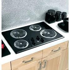 electric countertop stoves best electric burner gear black inside plan