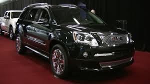 gmc acadia 2012 black. Interesting Acadia 2012 GMC Acadia Denali AWD Exterior And Interior At Montreal Auto Show   YouTube To Gmc Black