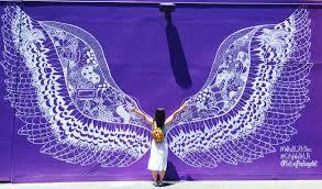 citywalk universal studios whatliftsyou angel wings  on angel wings wall art los angeles address with citywalk universal studios whatliftsyou angel wings kelsey