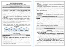 Cv Writing Sample / Templates | Dubai-Forever.com