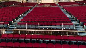 New Seats At The Boch Center Wang Theatre