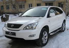 Used 2006 Toyota Harrier Photos, 3500cc., Gasoline, Automatic For Sale