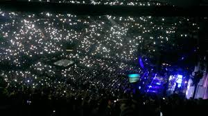 One Direction Concert Lights One Direction 5th Album