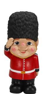 asda s bizarre gnomes of the queen
