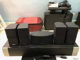 Bán dàn âm thanh 5.1 Bose Lifestyle V20, V25, V35 full đồ...