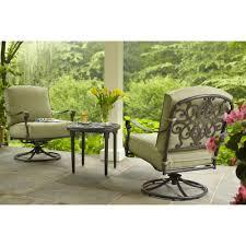hampton bay 141 034 srl1 edington swivel rocker patio lounge chair vip
