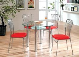 small round glass dining tables contemporary round glass dining table ideas home decor ideas round glass